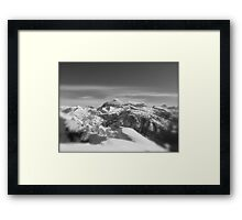 Office View Framed Print