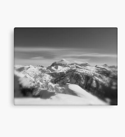 Office View Canvas Print