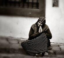 Bratislavian Street Life by Liam Diamond