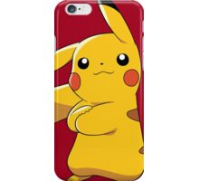 #25 Pikachu Pokemon iPhone Case/Skin