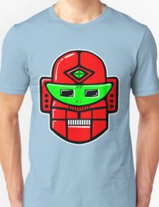 Retro Robot Head T-Shirt