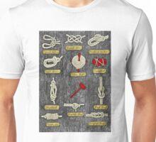 Seaman's knots Unisex T-Shirt