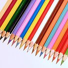 Crayons by JEZ22