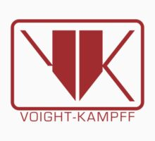 Voight-Kampff One Piece - Long Sleeve