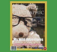 JoJo Bear Mag Cover 1 Baby Tee