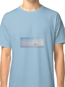 A Solitary Tree in the Snow Classic T-Shirt