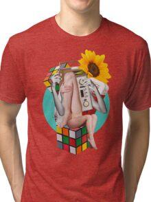 I'm Waiting For The Man Tri-blend T-Shirt