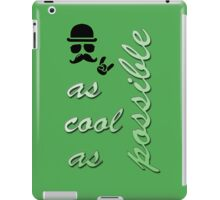 As cool as possible iPad Case/Skin