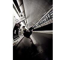 lisemai in da Metro Photographic Print