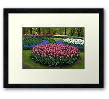 Keukenhof, Holland Framed Print