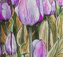 Tulips II by SassoJo