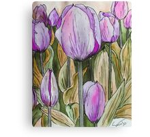 Tulips II Canvas Print