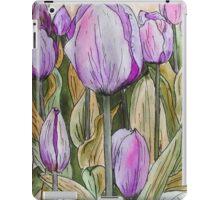 Tulips II iPad Case/Skin