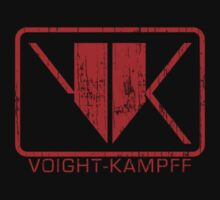 Voight-Kampff Distressed by synaptyx