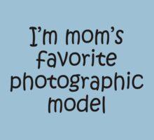 Kids Tee - mom's favorite model Kids Tee