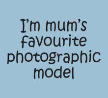 Kids Tee - mum's favourite model Kids Tee