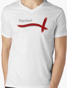 Engrrrland  Mens V-Neck T-Shirt