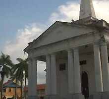 St George Chuch Penang (1) by j0sh
