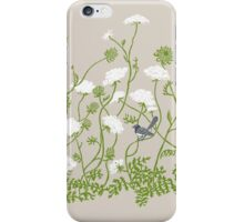 Queen Anne Lace iPhone Case/Skin