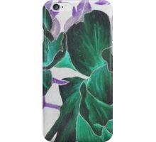 Peony Blooms III iPhone Case/Skin