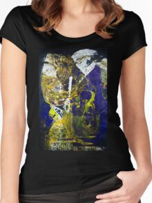 Path to the Perfect World Women's Fitted Scoop T-Shirt