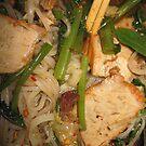 Noodle Soup Thai Style by Hugh Fathers