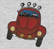 Baja Bug Cats Kids Clothes