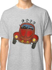 Baja Bug Cats Classic T-Shirt
