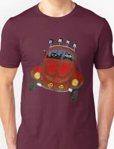 Baja Bug Cats T-Shirt