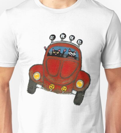 Baja Bug Cats T-Shirt