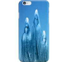 ICE BLUE SKY iPhone Case/Skin