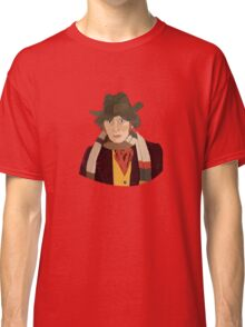 The 4th Doctor Classic T-Shirt