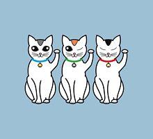 Three Lucky Cats Unisex T-Shirt