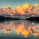 Cloudfront - Narrabeen Lakes, Sydney - The HDR Experience by Philip Johnson