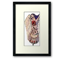 Death Shall Have No Dominion Framed Print