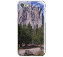 El Capitan from Yosemite Valley iPhone Case/Skin