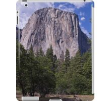 El Capitan from Yosemite Valley iPad Case/Skin