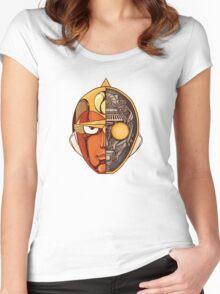 Atlas Women's Fitted Scoop T-Shirt