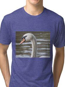 Proud Swan Tri-blend T-Shirt
