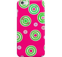 Ruby Red Ring Tones iPhone Case/Skin