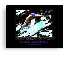 Cleanwater Horizon 13 Canvas Print
