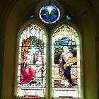 Windows in Holy Trinity Church _ Williamstown by EdsMum