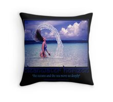 Cleanwater Horizon 19 Throw Pillow