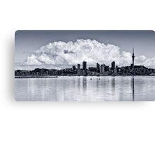 Cloud over the CBD Canvas Print