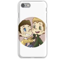 Profounf bond iPhone Case/Skin