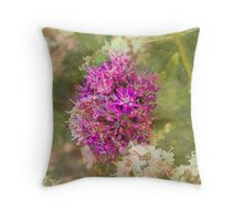 Herbal Company Throw Pillow