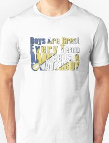 Waterboy Volleyball Unisex T-Shirt