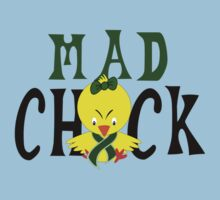 Mad chick in the fight liver cancer geek funny nerd by fairuldana