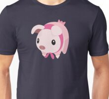 Poogie Headscarf Scarf Print Unisex T-Shirt