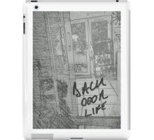 Back Door Life iPad Case/Skin